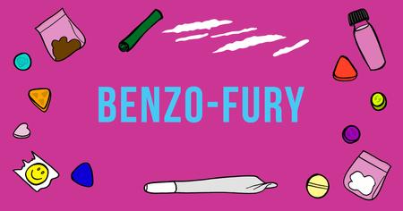 Afbeelding van Benzo-fury