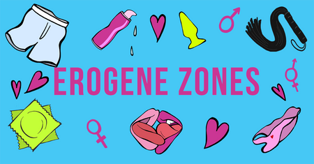 Afbeelding van Erogene zones