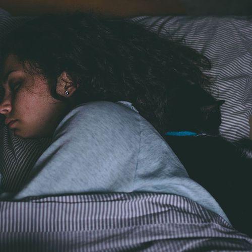 Afbeelding van Hoe slaap jij na het feesten?